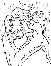 Kolorowanki Dla Dzieci Z Bohaterami Bajek Disney A