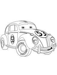 Kolorowanki Auta Do Wydruku Dla Dzieci Cars
