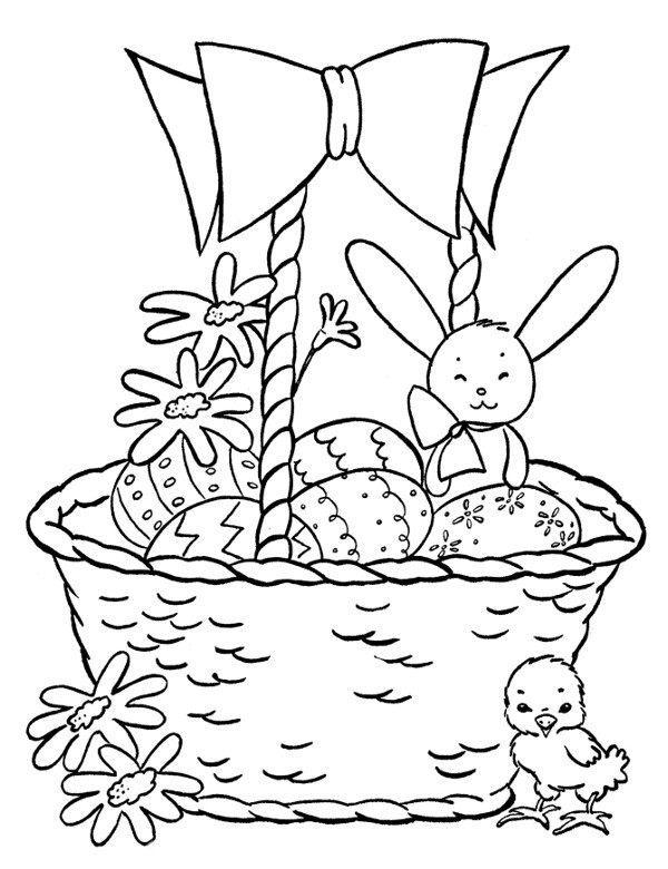 Koszyk Wielkanoc