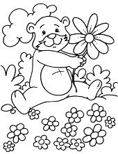 Wiosna Wiosenne Kolorowanki Do Wydruku Dla Dzieci Pory Roku