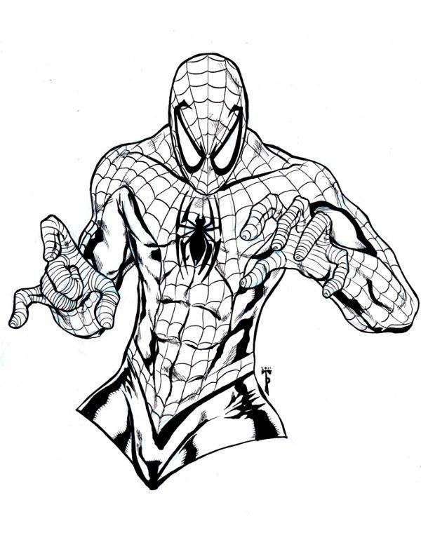 spidermankolorowankadodruku