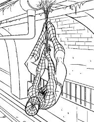 Spiderman Człowiek Pająk