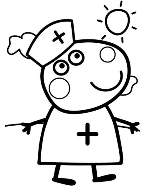 Kolorowanki Komiksy Do Druku Za Darmo Dla Dzieci I: Swinka-peppa-kolorowanka-do-druku-20