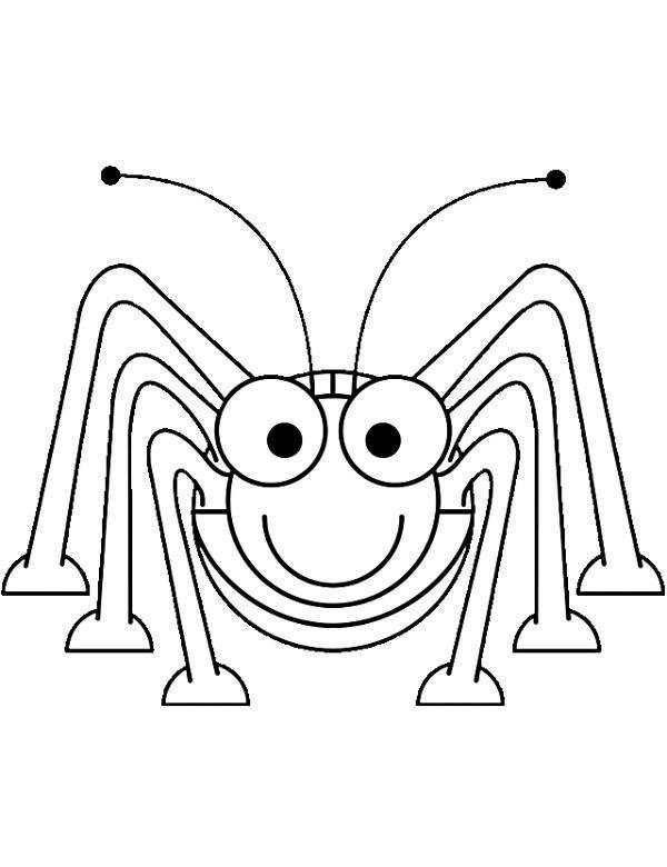 owady kolorowanki dla dzieci