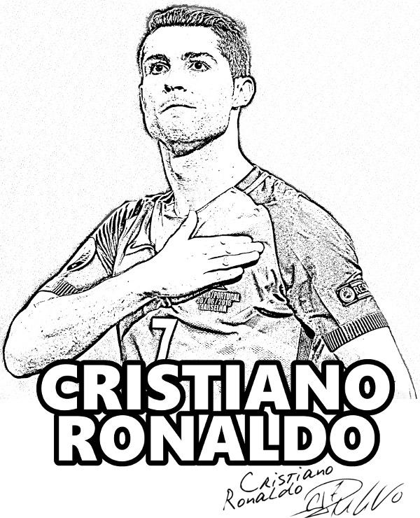 Fifa 19 - Free Coloring Pages