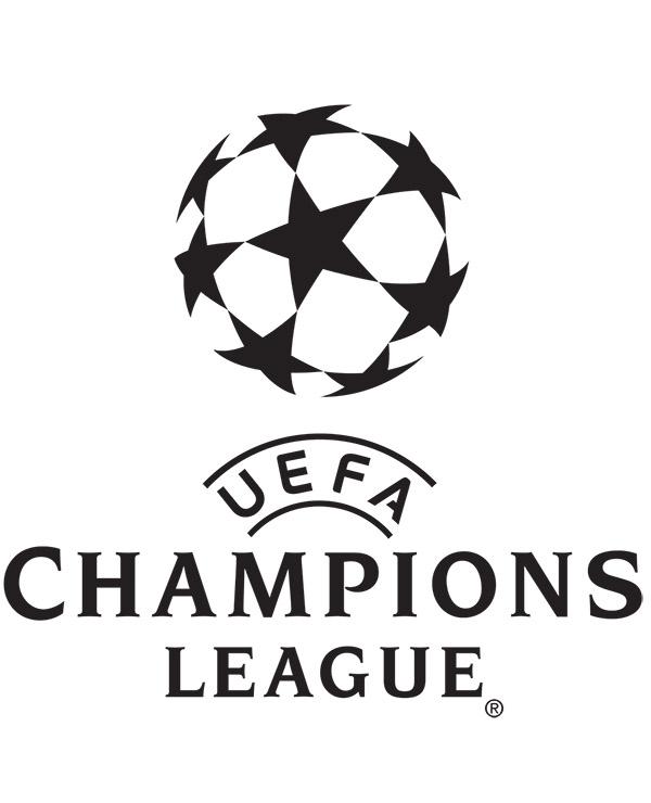 Herb Champions League Kolorowanki Pilkarskie
