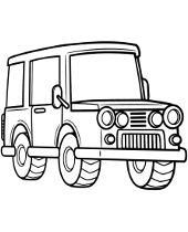 Kolorowanki Samochody Auta Sportowe Terenowe Do Druku