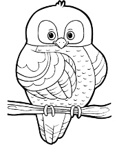Ptaki Darmowe Kolorowanki Dla Dzieci Obrazki Edukacja