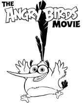 Kolorowanki Angry Birds Do Druku Dla Dzieci