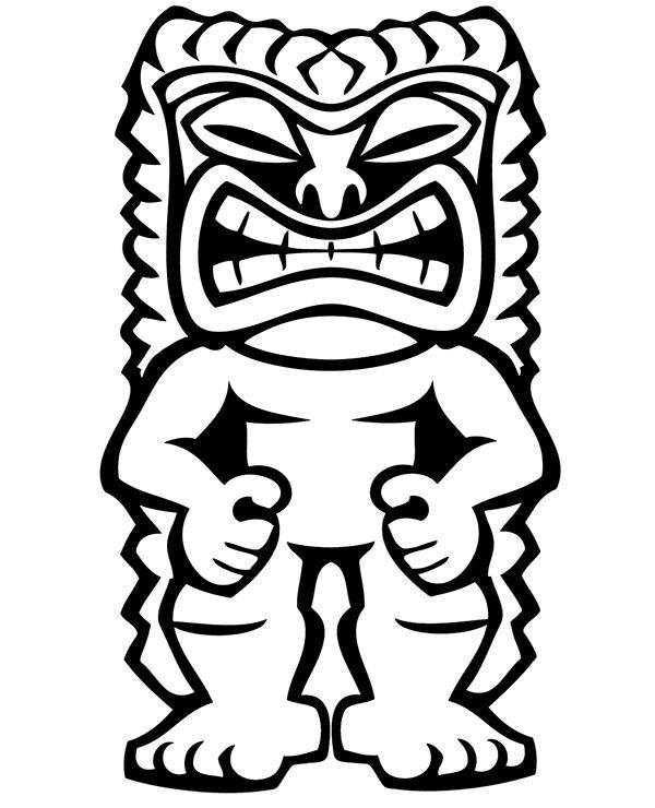 Hawajskie Wzory Tatuażu Do Pobrania Za Darmo
