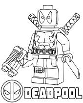 Kolorowanki Lego Ninjago Do Wydruku Malowanki