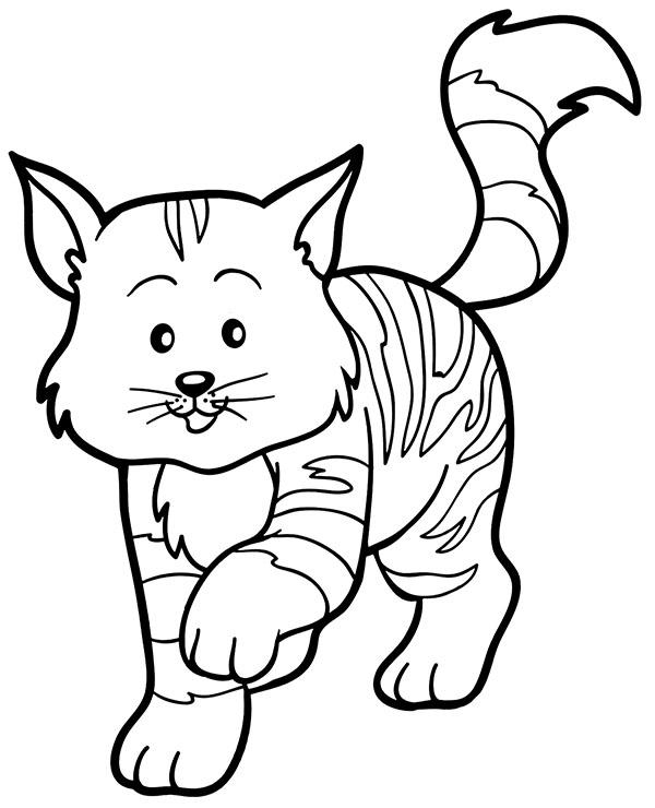 Malowanki Koty Kolorowanki Do Pobrania Lub Wydruku