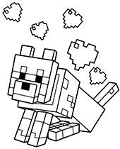 Darmowe Kolorowanki Minecraft Do Wydruku E Kolorowanki Eu